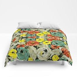 Floral Impressions Comforters