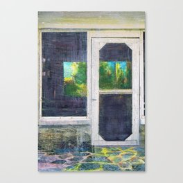 Florida Shotgun Shack Canvas Print
