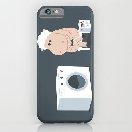 Wool wash iPhone & iPod Case