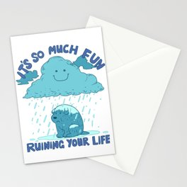 It's so much Fun! Stationery Cards