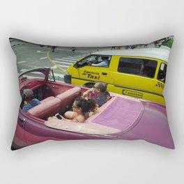 Transit in Cuba Rectangular Pillow