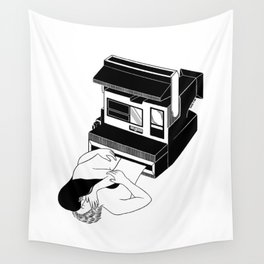 Instant Love Wall Tapestry