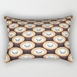 Batteries Rectangular Pillow