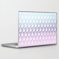 david bowie Laptop & iPad Skins featuring ::::: Nur David Bowie ::::: by NurRahman