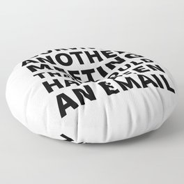 I Survived Another Meeting That Should Have Been an Email Floor Pillow