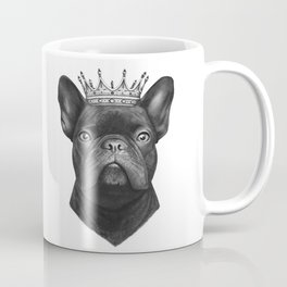 King french bulldog Coffee Mug