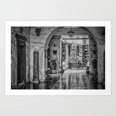 Rome Architecture Art Print