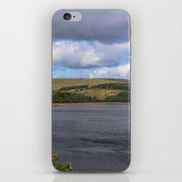 Pontsticill Reservoir 2 August 2018 iPhone Skin