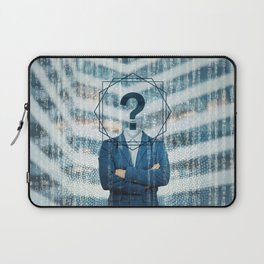 anonymous Laptop Sleeve