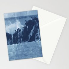 Sea rocks Stationery Cards