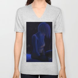 Looking into the Light Unisex V-Neck