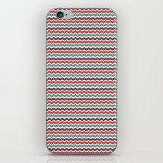 Zigged Chevron iPhone & iPod Skin