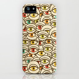 We Are All One iPhone Case
