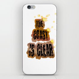 THECOAST iPhone Skin