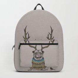 Deer Pug Backpack