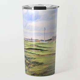Royal Troon Golf Course Scotland Travel Mug