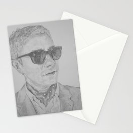 Martin Freeman With Shades Pencil Stationery Cards