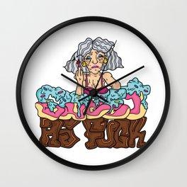 Sweet as fuck Wall Clock