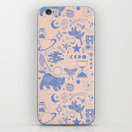 Collecting the Stars iPhone Skin