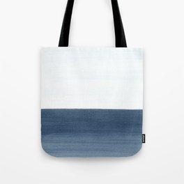 Ocean Watercolor Painting No.1 Tote Bag