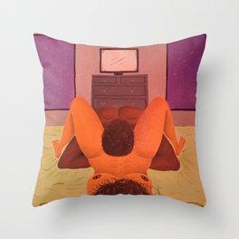 7 - Climax! Throw Pillow