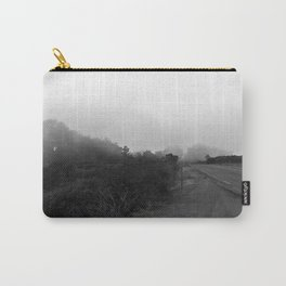 And The Fog Rolls In Carry-All Pouch