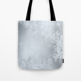 Soft Maine Frost Tote Bag
