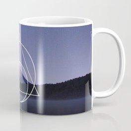 Starbound Geometry Coffee Mug