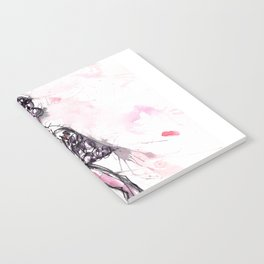Fashion design image Notebook