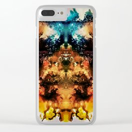 Mentalism: The First Hermetic Principal Clear iPhone Case
