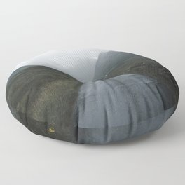 Skyfall - Landscape Photography Floor Pillow