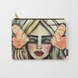 SPIRITUAL GANGSTER Carry-All Pouch