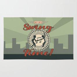 Swing Time Era Rug