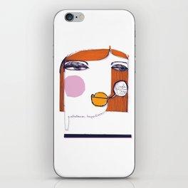 Nuda_1 iPhone Skin