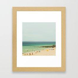 Abril Framed Art Print