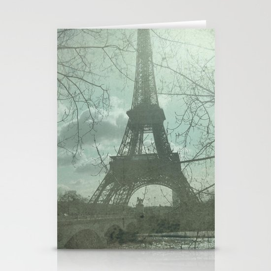 Monday in Paris Stationery Cards