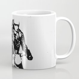 The Horde Motorcycle Art Print Coffee Mug