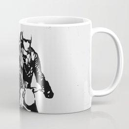 The Horde Motorcycle Art Print Coffee Mug
