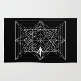 Man in Space Rug
