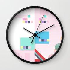 Skyline '46 Wall Clock