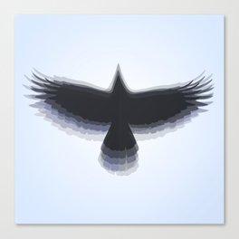 5.0.1 - Blue Canvas Print