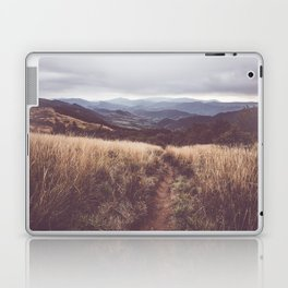 Bieszczady Mountains - Landscape and Nature Photography Laptop & iPad Skin