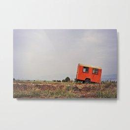 Spanish Caravan  Metal Print