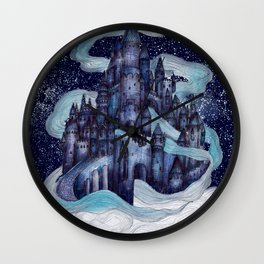 Dream Castle Wall Clock