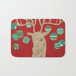 Fabulous Rudolph Bath Mat