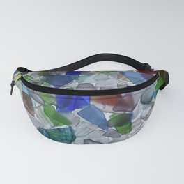 Seaglass Fanny Pack