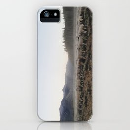 Sheep Dust iPhone Case