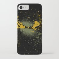 mike wrobel iPhone & iPod Cases featuring Mike by Arian Noveir