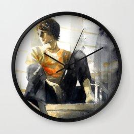 Ben Whishaw 04 Wall Clock