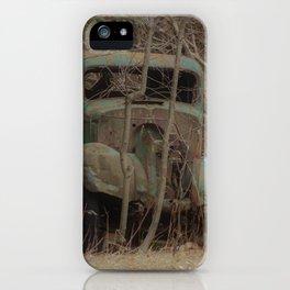 Runs good, needs work... iPhone Case